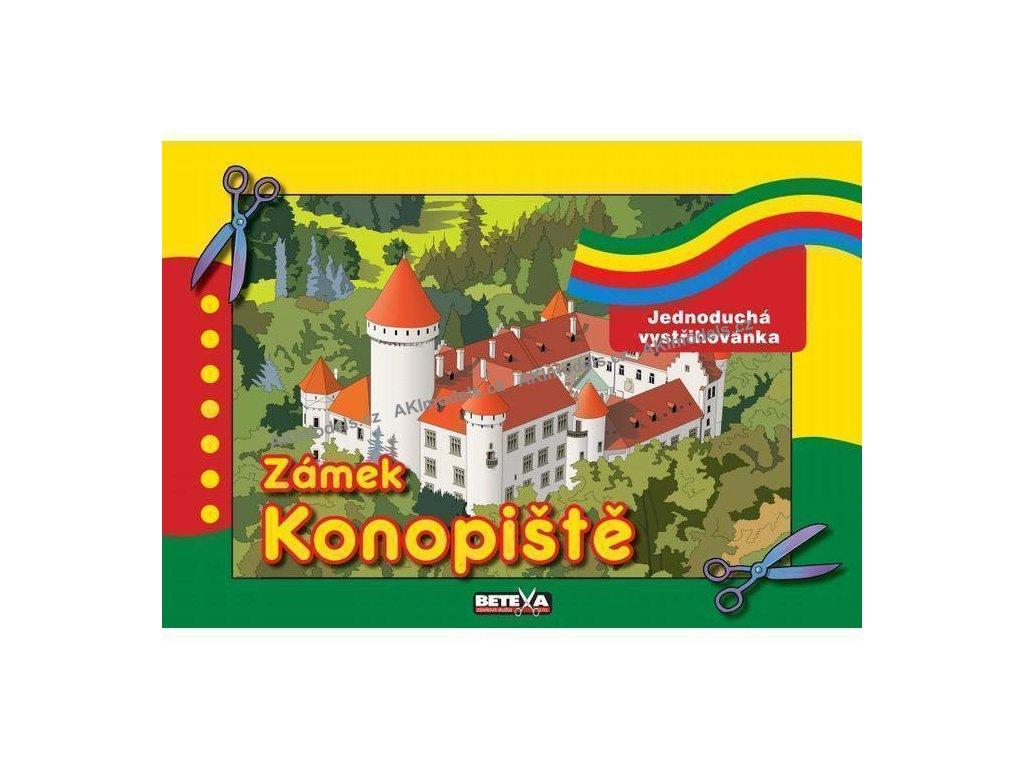 Konopiště - zámek