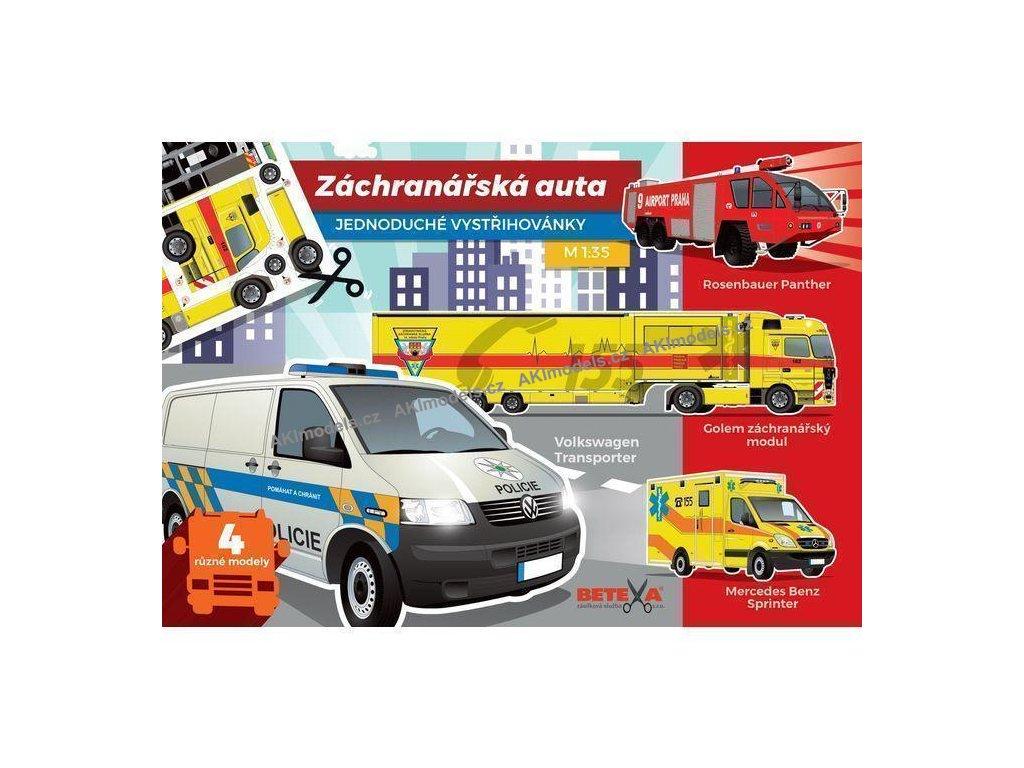 Záchranářská auta