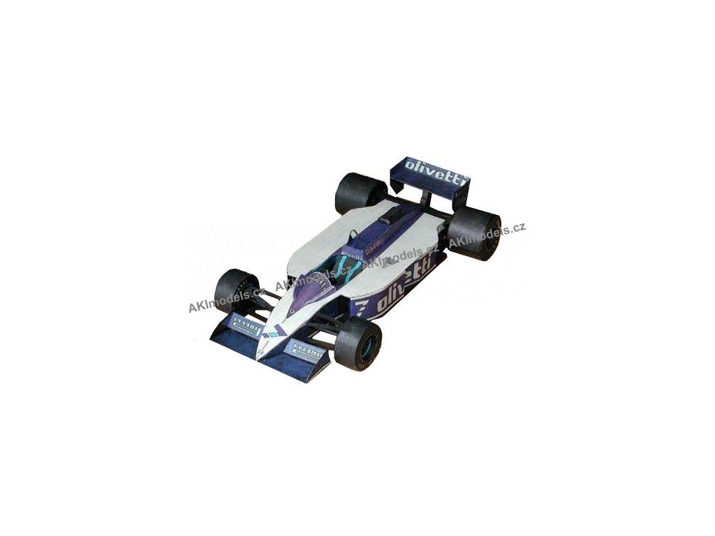 Brabham BT 55 - starší vydání