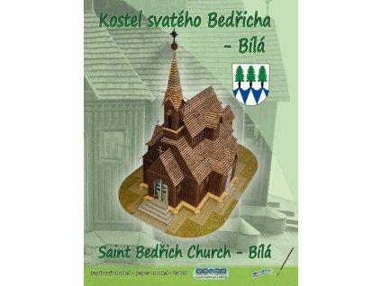 Bílá - kostel sv. Bedřicha