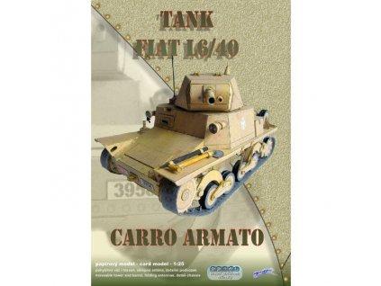 Lehký tank Fiat L6/40