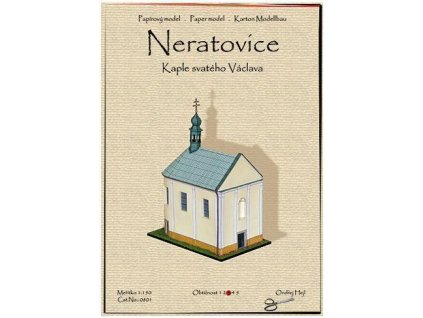 Kaple sv. Václava - Neratovice