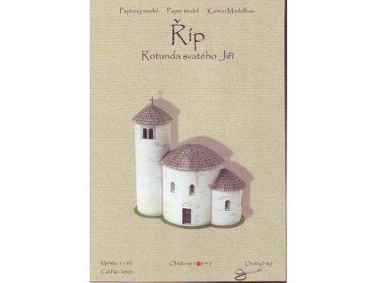 Rotunda sv. Jiří - Říp