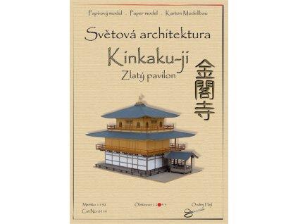 Kinkaku-ji - Zlatý pavilon