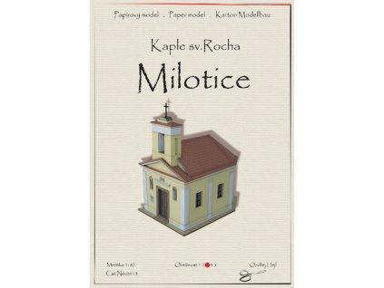 Kaple sv. Rocha - Milotice
