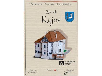 Kyjov - zámeček