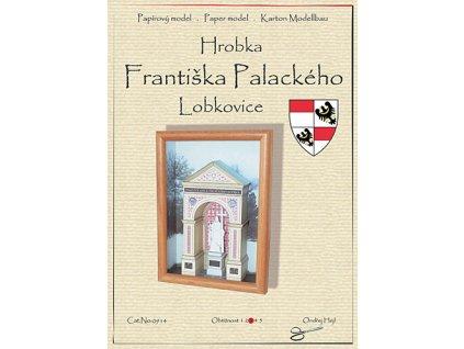 Lobkovice - hrobka Františka Palackého