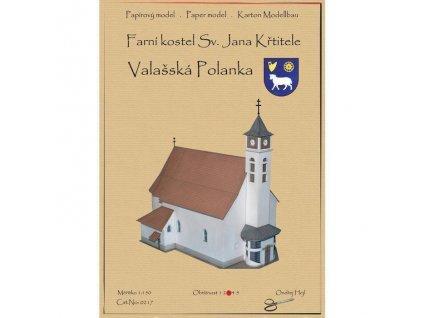 Farní kostel sv. Jana Křtitele - Valašská Polanka