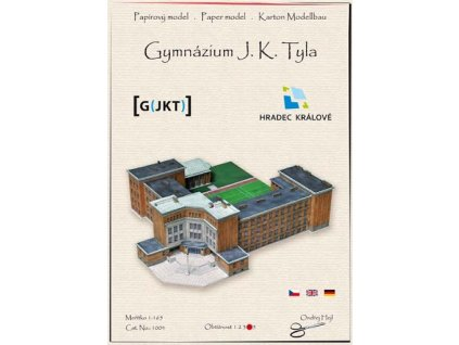 Gamnázium J.K. Tyla - Hradec Králové