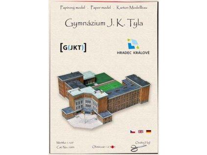 Hradec Králové - gymnázium J.K. Tyla