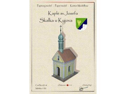 Skalka u Kyjova - kaple sv. Josefa