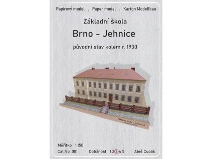 Základní škola - Brno Jehnice
