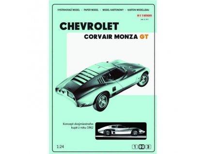 Chevroler Corvair Monza GT