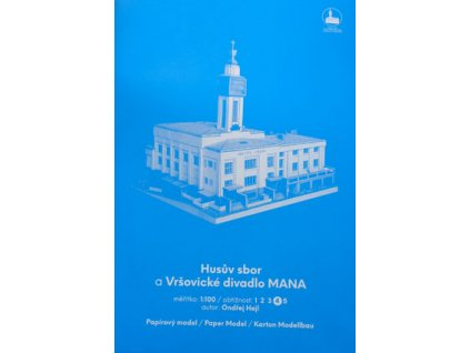 Husův sbor a Vršovické divadlo MANA