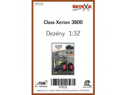 Class Xerion 3800 TRAC VC - doplňky