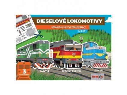 Dieselové lokomotivy