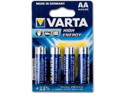 VARTA LR6 MN1500 1,5V / 4 kusy