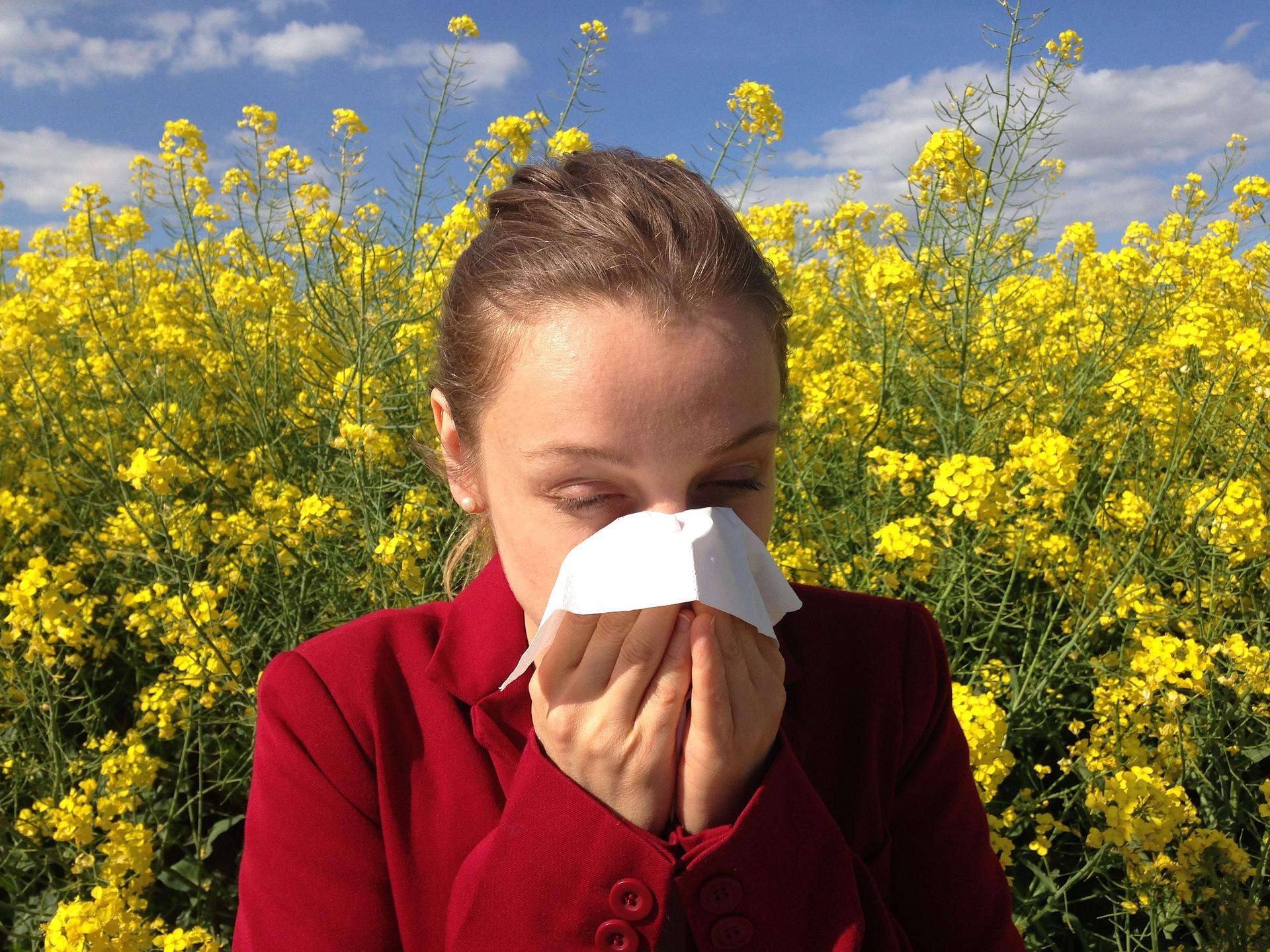 Viete, ako mať histamín a alergiu pod kontrolou?