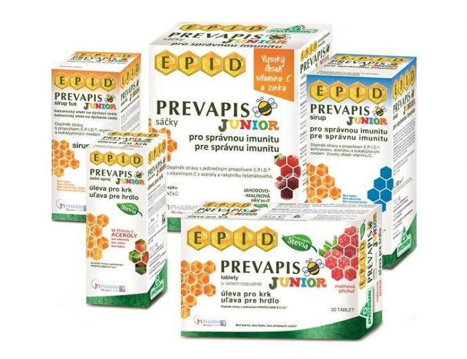 Propolis E.P.I.D ako prírodné antibiotikum