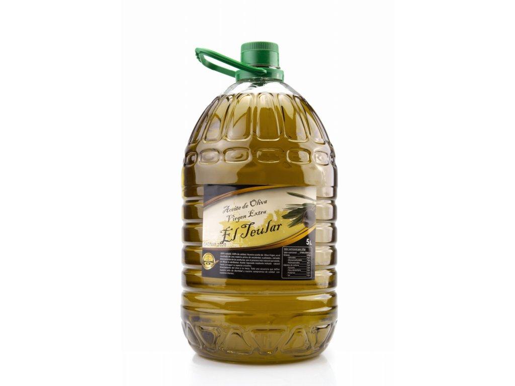 Extra Panensky Olivovy olej nefiltrovany (2)