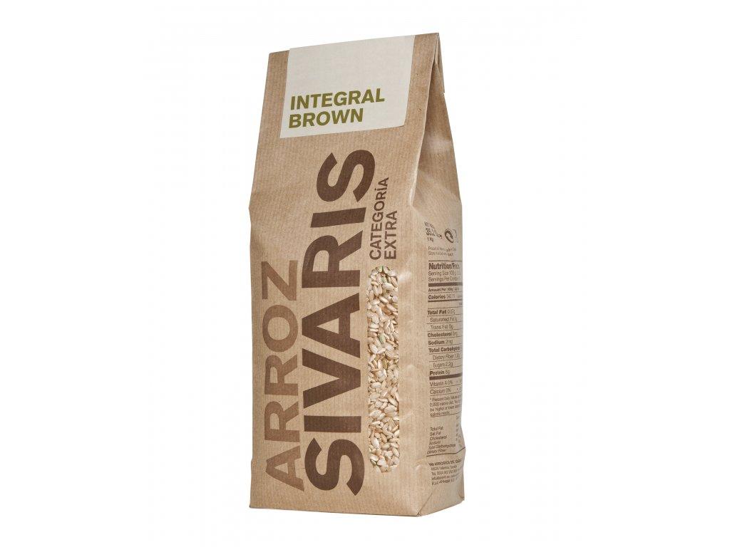 saquito kraft integral brown