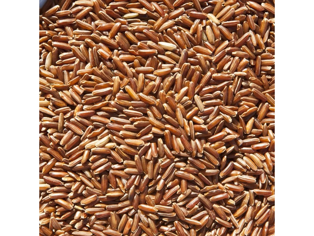 Červená rýže Sivaris 1kg - výprodej