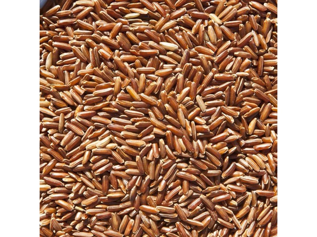 Červená rýže Sivaris