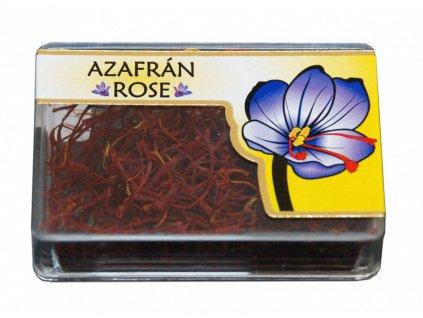 Šafrán Azafrán Saffron Rose 0,5 g
