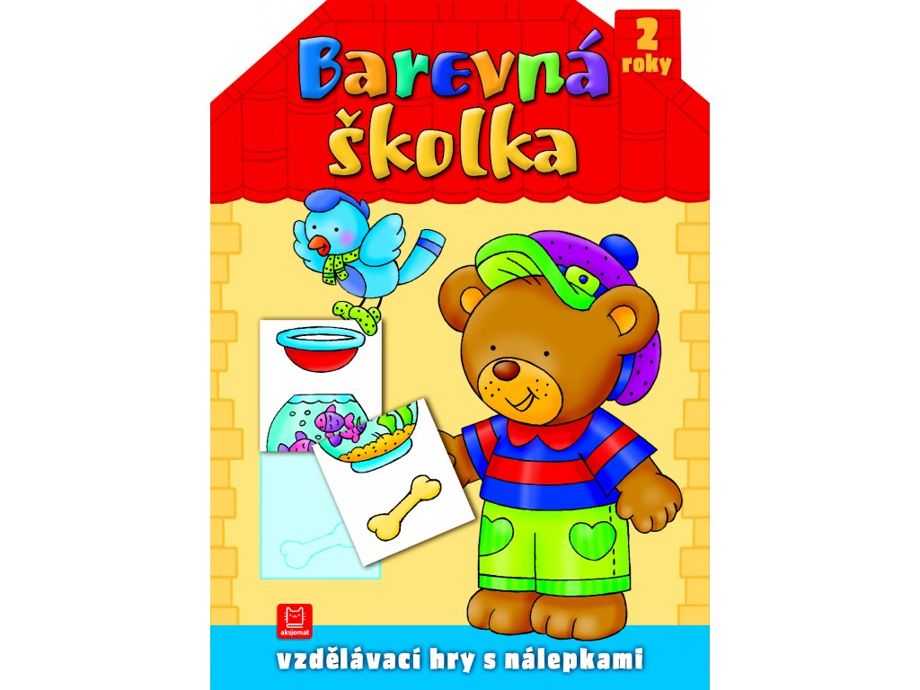 6006 CZ Kolorowe przedszkole 2 lata