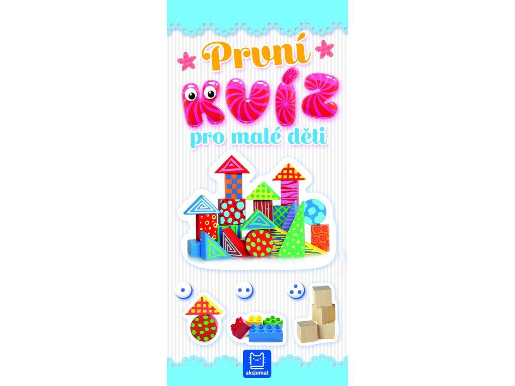 6154 CZ Pierwszy quiz dla małych dzieci