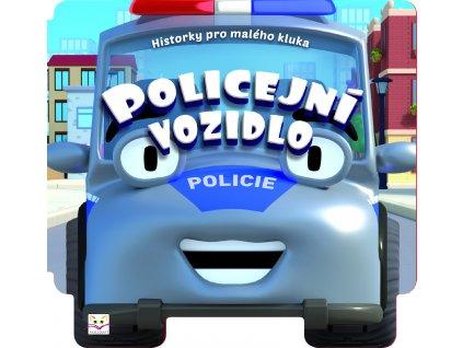 Historky pro malého kluka Policejní vozidlo