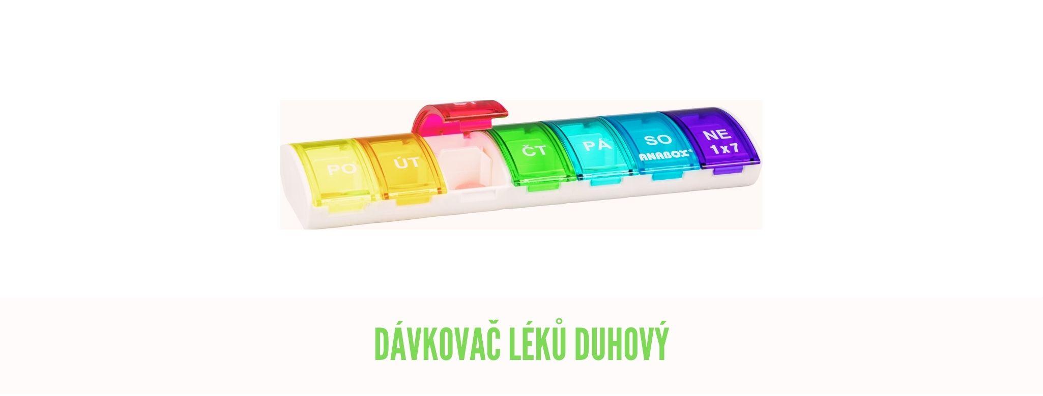 Dávkovač na léky