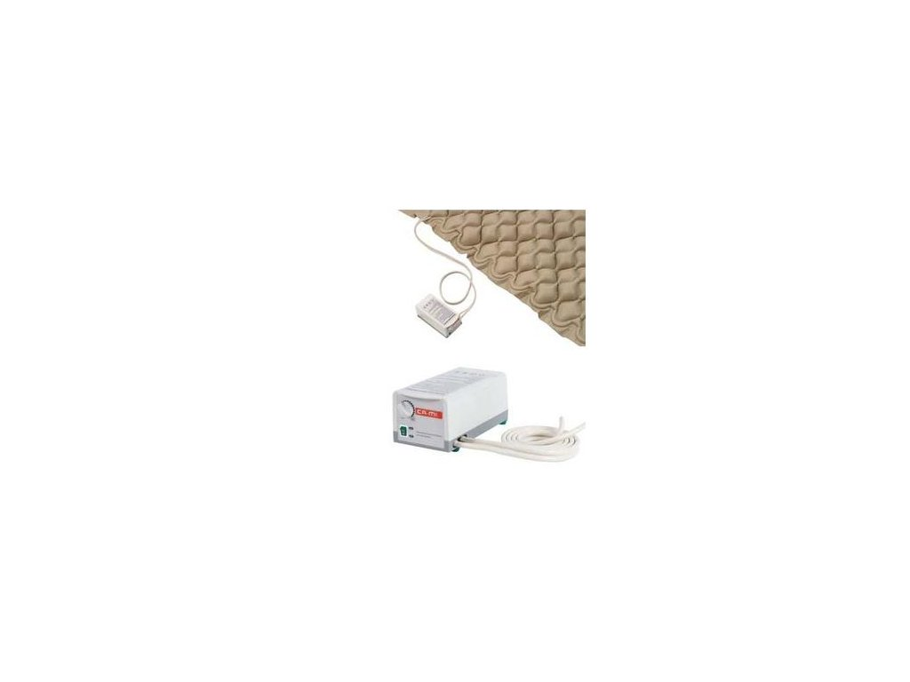 Kompresor k antidekubitní matraci