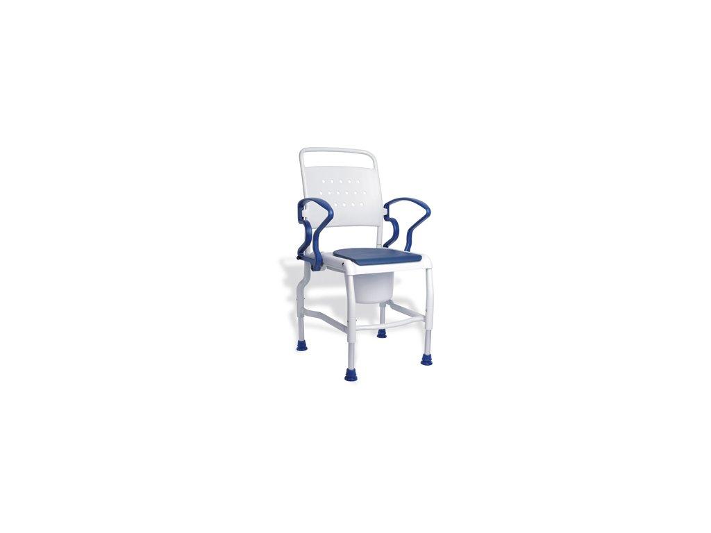 Toaletní a sprchovací židle KIEL