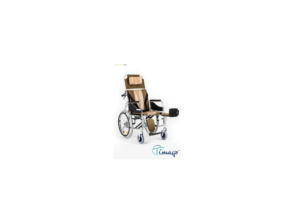 Invalidní vozík polohovací TIMAGO ALH008
