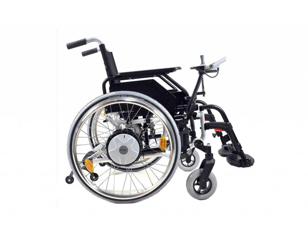 Elektrický invalidní vozík ALBER E-FIX