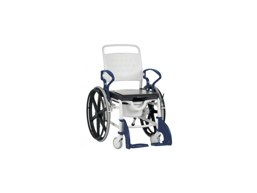 Toaletní a sprchovací vozík Genf