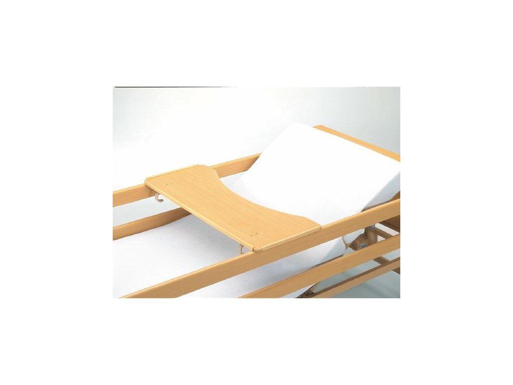 Jídelní deska na lůžko