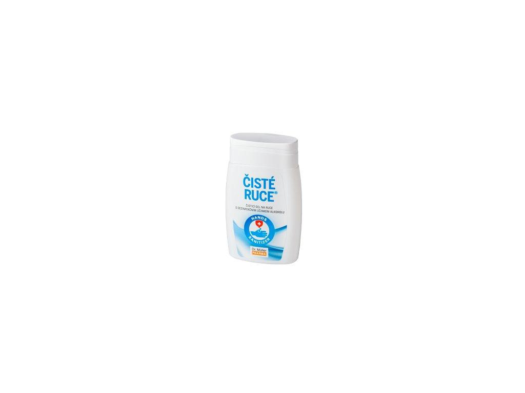 Dezinfekční gel na ruce ČISTÉ RUCE 200 ml