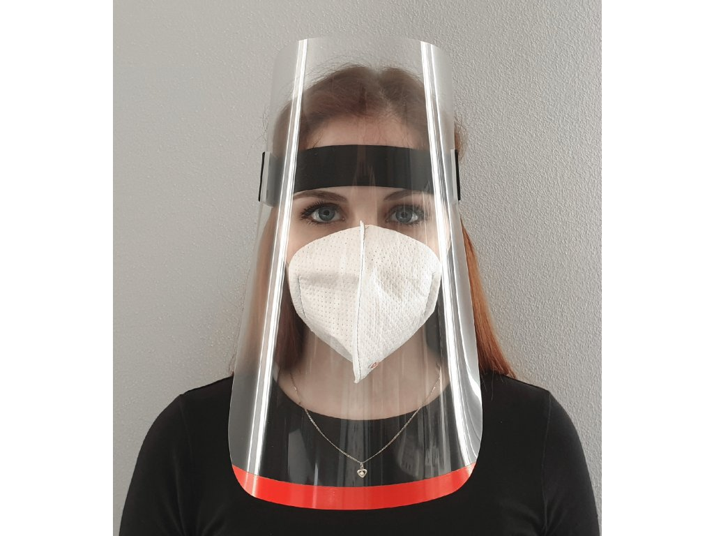 Ochranný obličejový štít DIAMETRAL