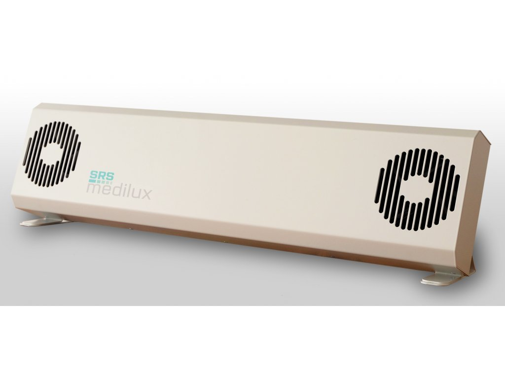 Germicidní lampa PMX2A48 bílá stolní