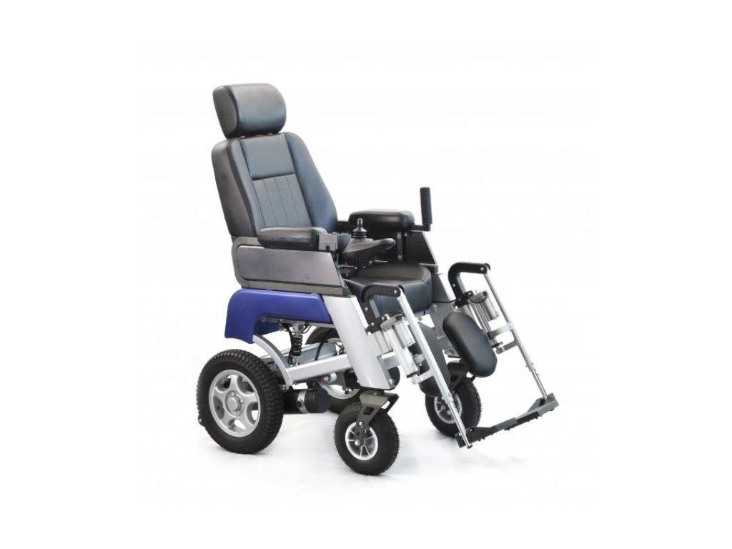 Elektrický invalidní vozík SELVO i4600E