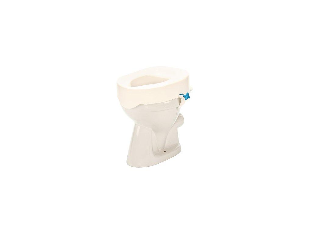 Nástavec na WC 15 cm s víkem REHOTEC