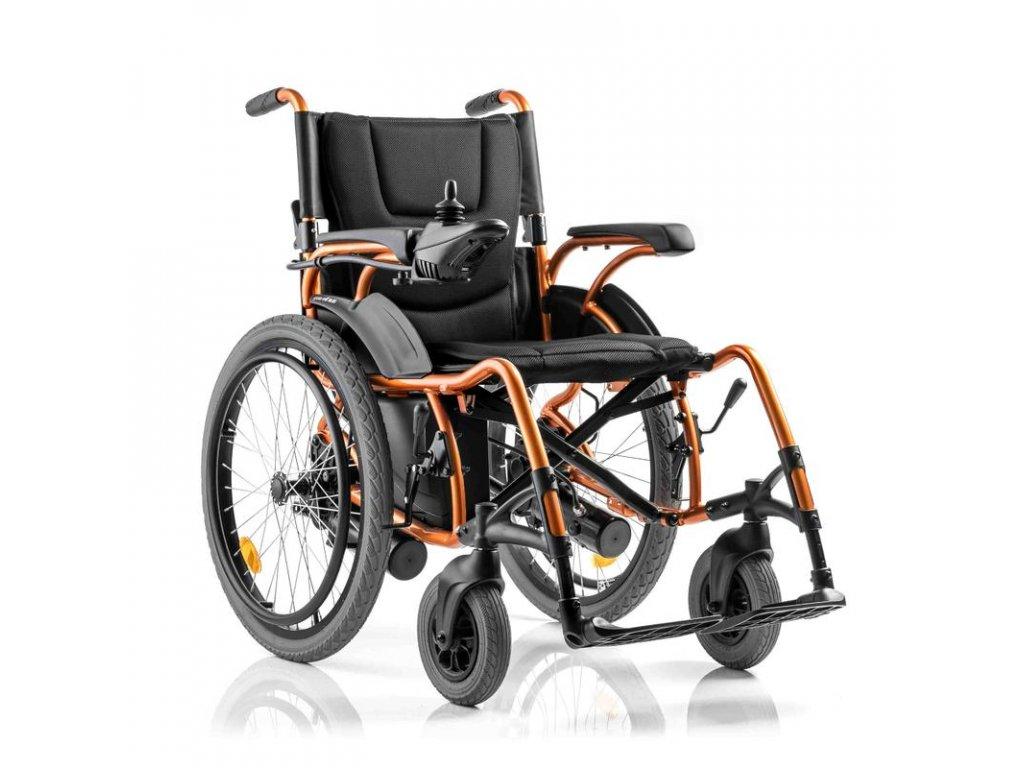 Invalidní vozík elektrický Timago D130AL