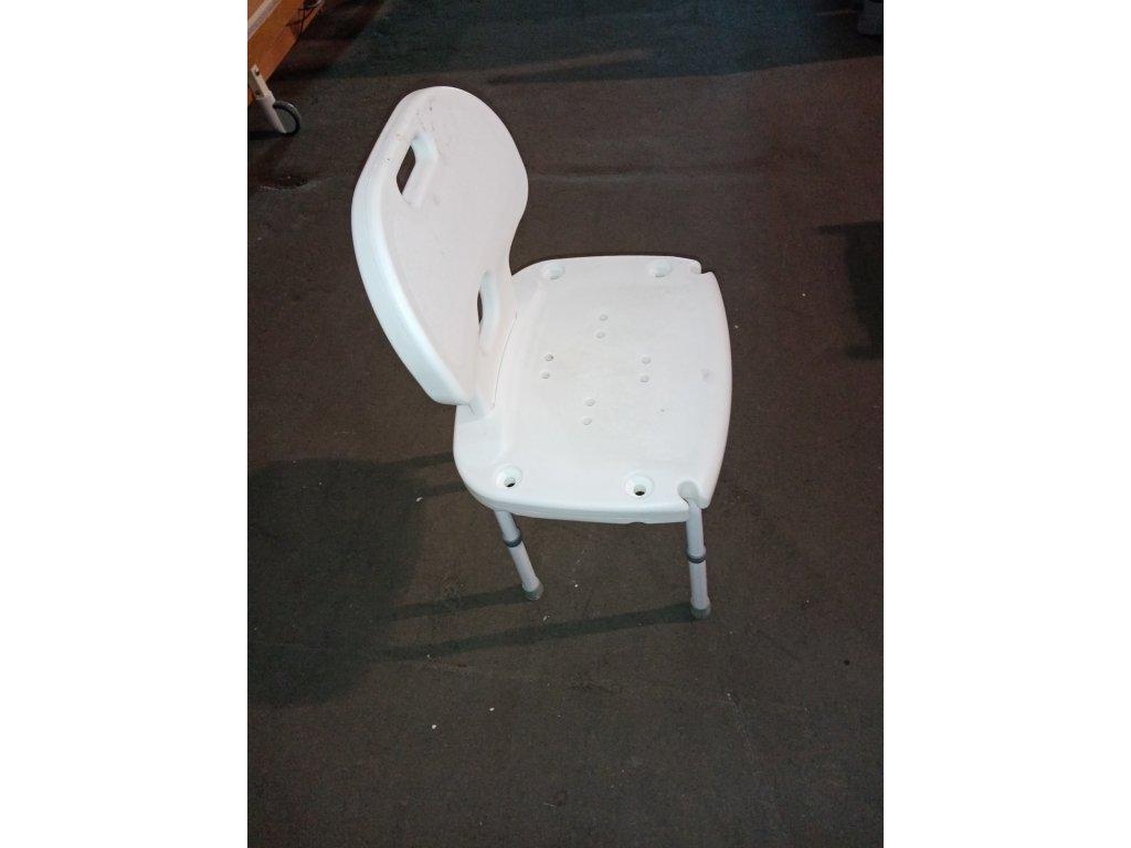 Sprchová židle použitá