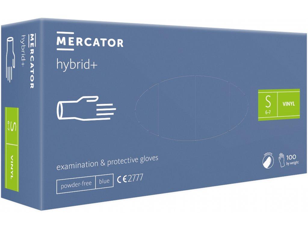 MERCATOR® hybrid+ Více než vinylové rukavice!