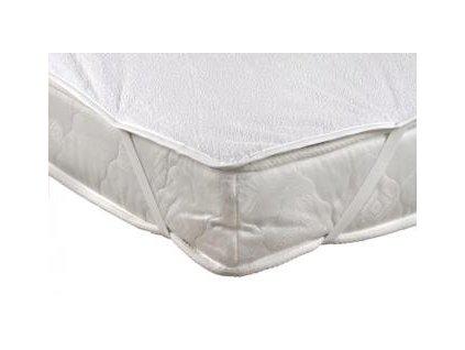Chránič matrace nepropustný 90 x 200 cm polyuretan+froté