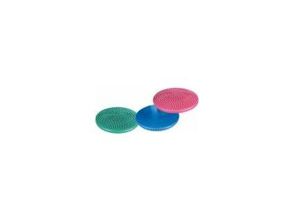 Podložka čočka 35 x 8 cm air cushion bodlinky / hladká balanční