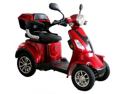 Čtyřkolový elektrický vozík Selvo 41000