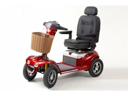 Elektrický invalidní skútr BOXER II